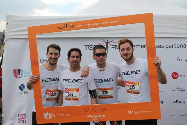 Tech Run - runner