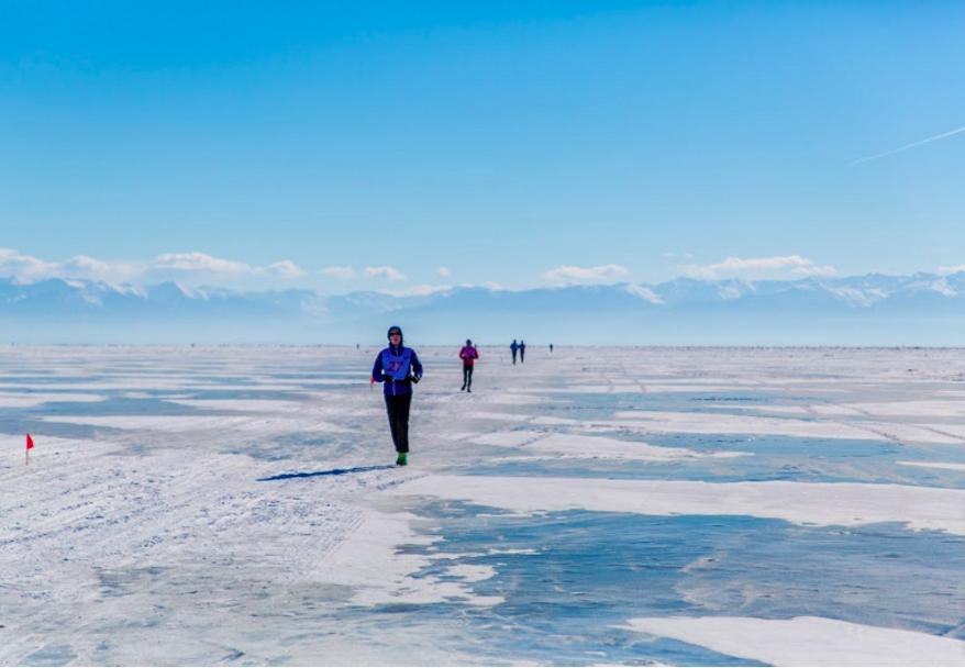 Marathon du lac Baïkal
