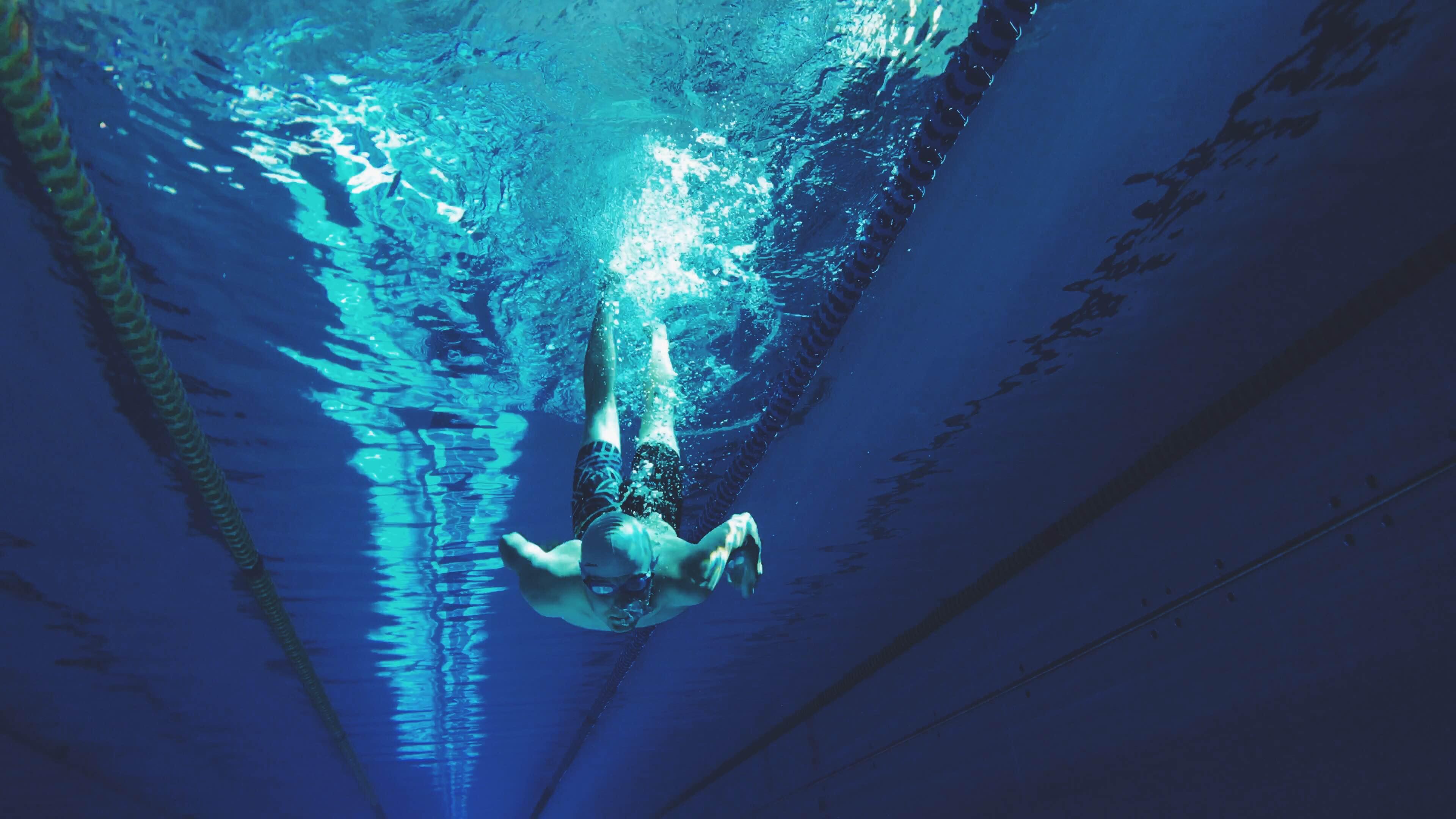 natation alternative running