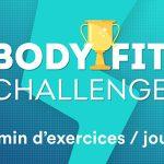 bodyfit Entrenamiento en circuito, fortalecimiento muscular de cuerpo completo sin equipo
