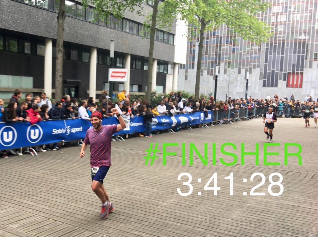 plan d'entraînement marathon 3h45