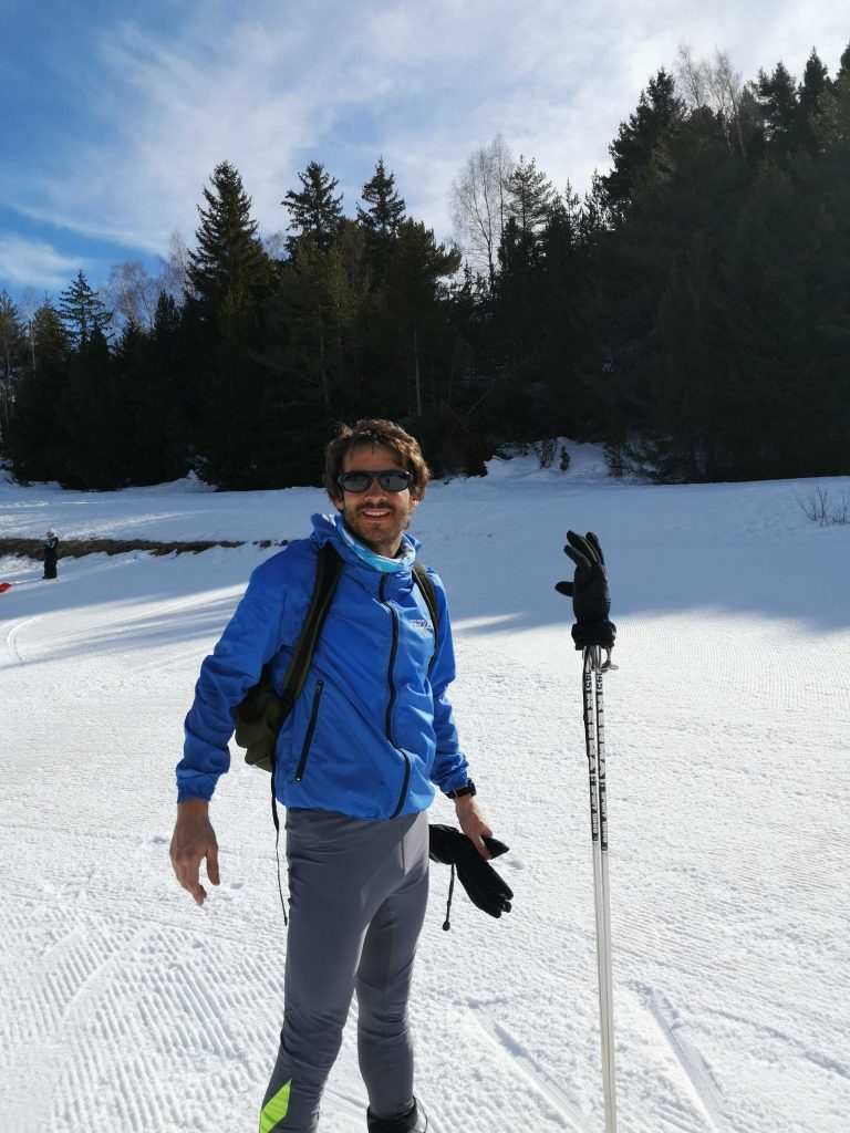 FREQUENCE Running ski de fond