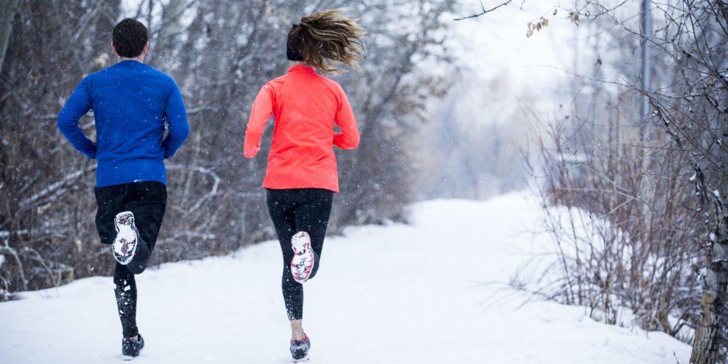 Semi-marathons d'hiver