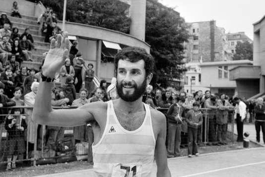 Jean-Pierre Eudier - Marathon de Paris