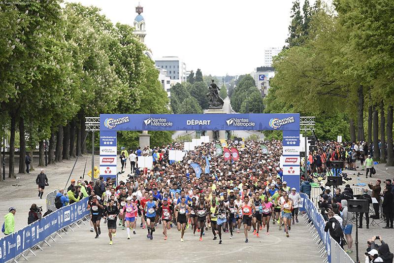 marathon nantes