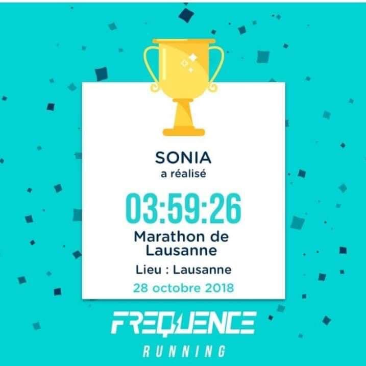Plan marathon 4h Sonia