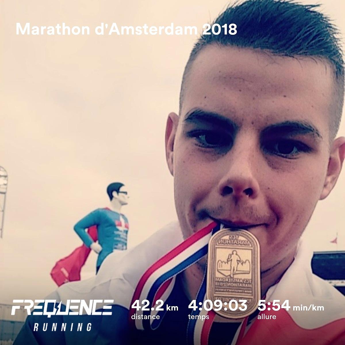 Plan entraînement marathon 4h pour Nicolas