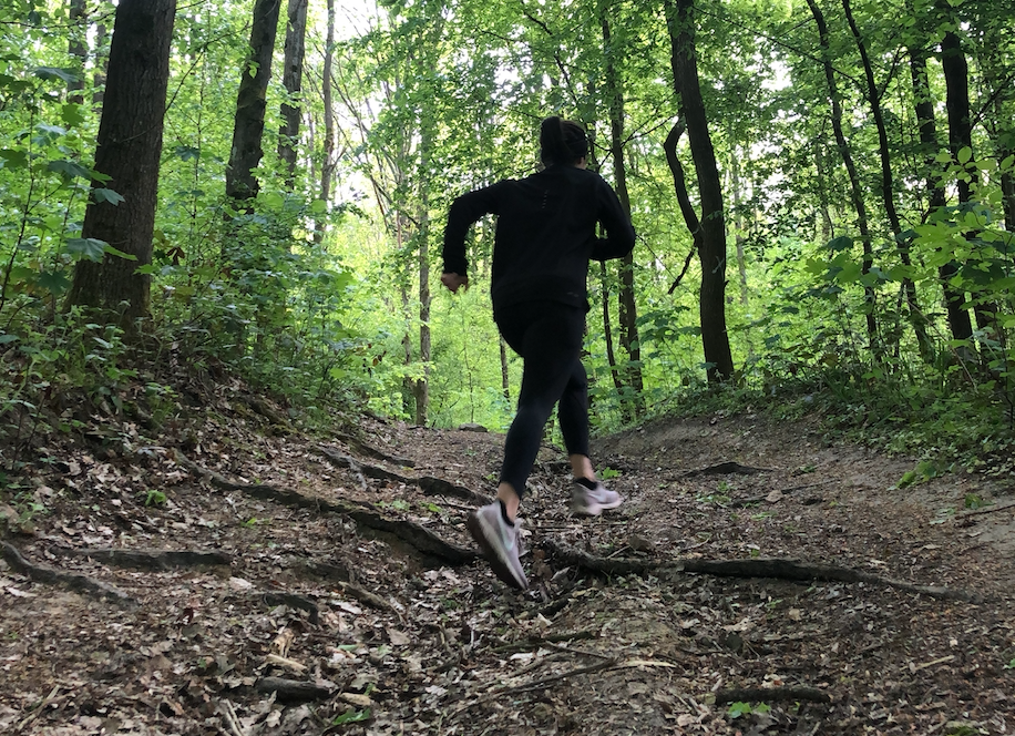 Le fartlek en entraînement trail