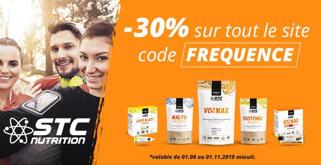Bannnière STC Nutrition 30%