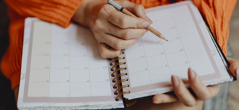 agenda Las claves del éxito en la consecución de sus objetivos
