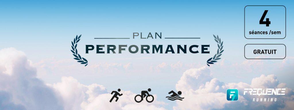 Plan performance remise en forme 4 séances par semaine